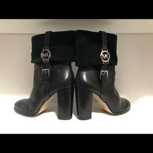 Michael Kors Ankle Boots 9M